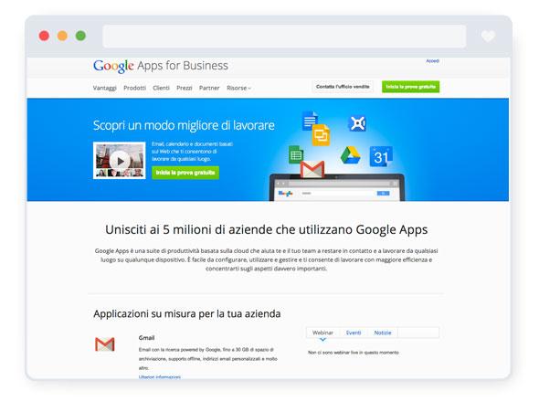 Htt - Google apps for Work