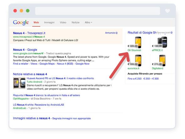 "HT&T - Search Engine Marketing ""Gli Stockisti"""