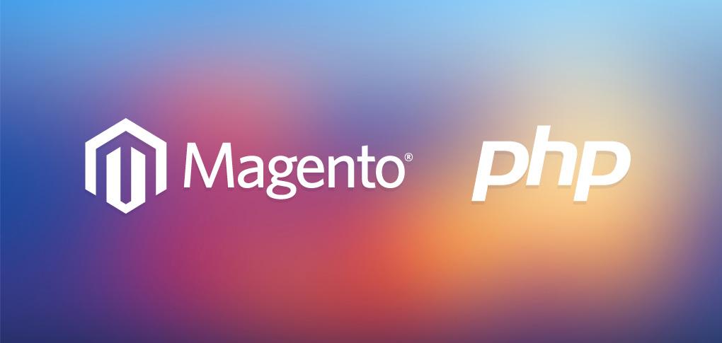 Magento e PHP