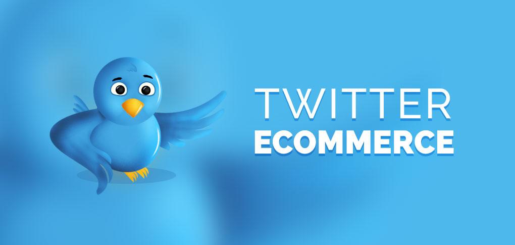 Twitter Ecommerce
