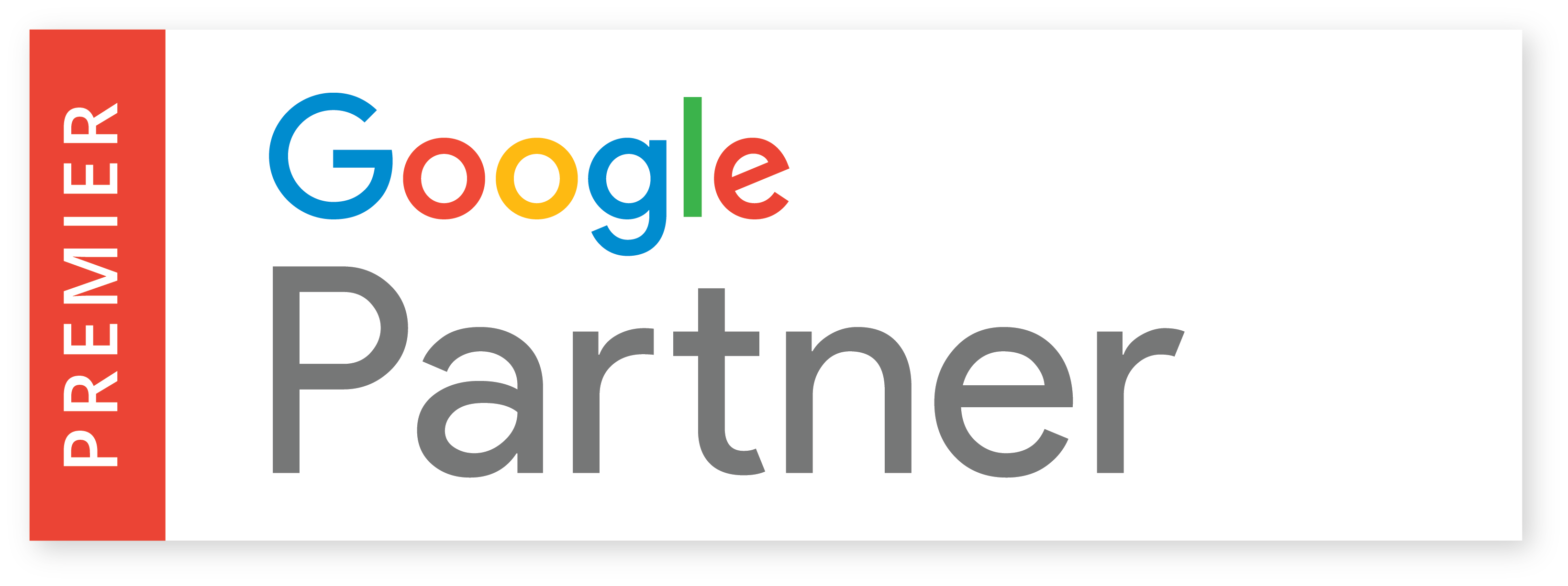 Partner Badge Premier 2016 - google awards