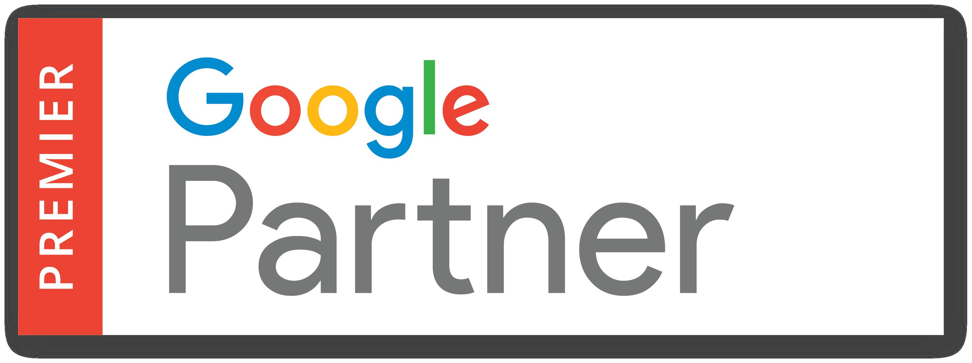 Partner Badge Premier 2016 - google awards